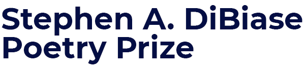 Stephen A. DiBiase Poetry Prize